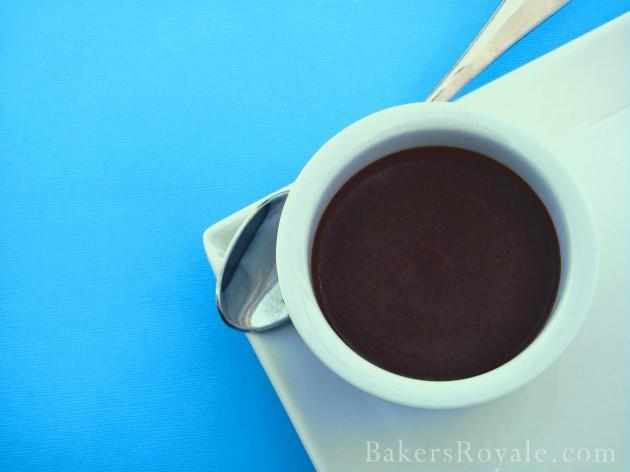Baileys Chocolate Pot de Creme