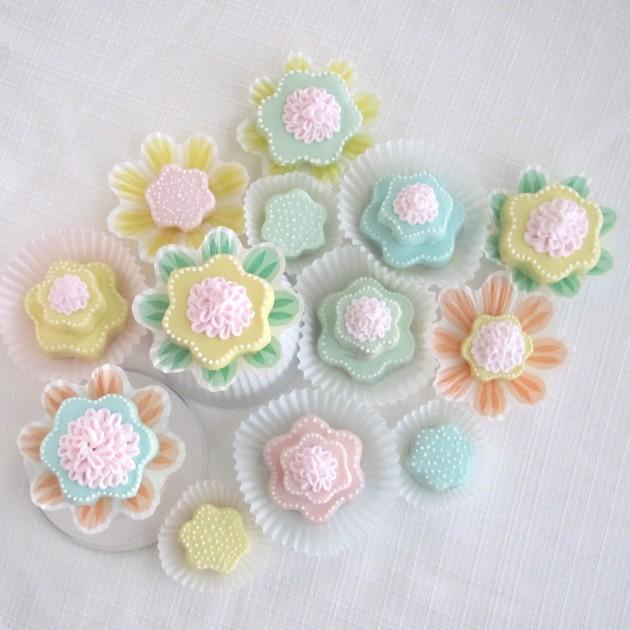Easter Tea Cakes