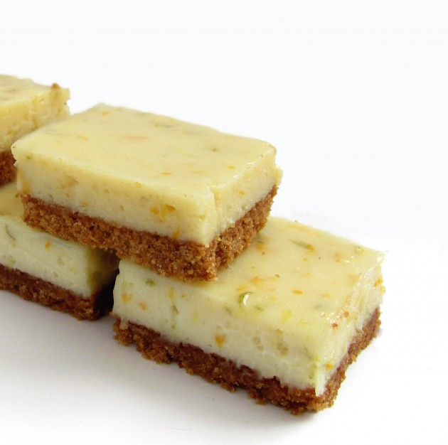 Triple Citrus Bar