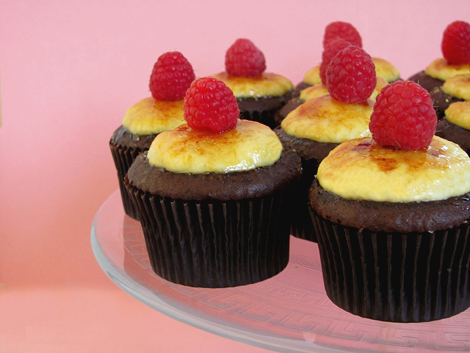 Creme Brulee Cupcakes BakersRoyale 1 copy11