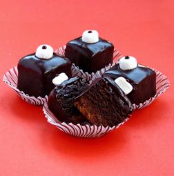 Smores Petite Fours BakersRoyale2551