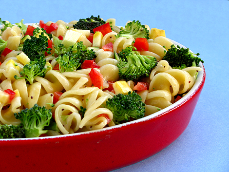 Easy light pasta salad recipes