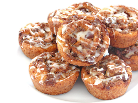 Chocolate Chip Cinnamon Roll