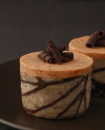 Pumpkin Caramel Mousse Cake_1 copy