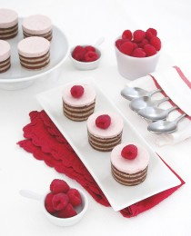 Raspberry Mousse Cakes-Bakers-Royale2