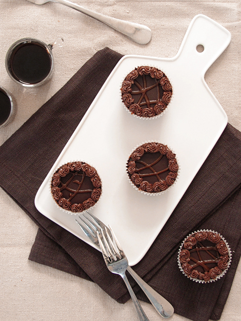 Mini Nutella Cheesecakes Bakers Royale11
