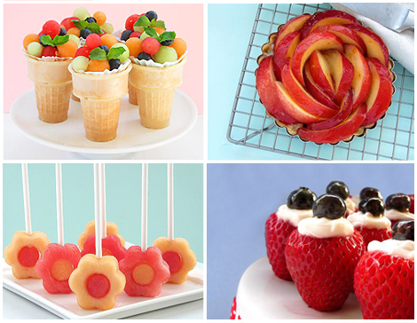 Fruit Desserts for a Picnic