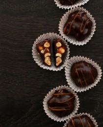 Salted Peanut Caramel Clusters_