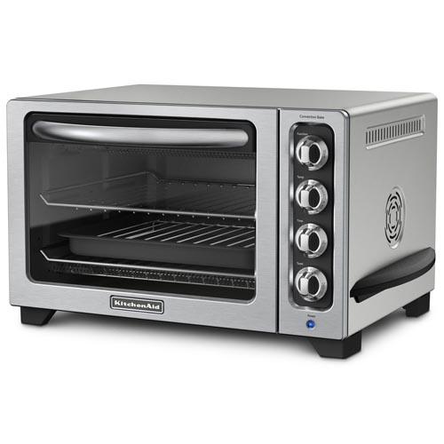 Giveaway: KitchenAid Convection Bake Countertop Oven