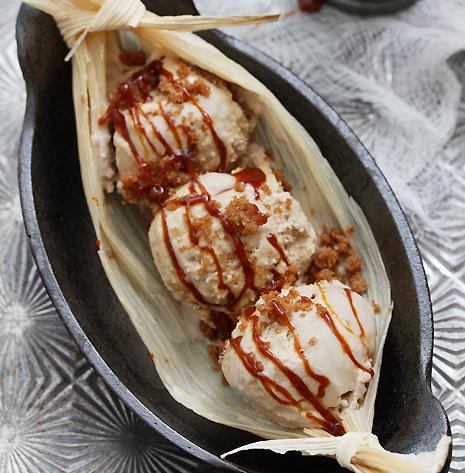 Churro Ice Cream