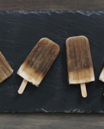 Beer Float Popsicle