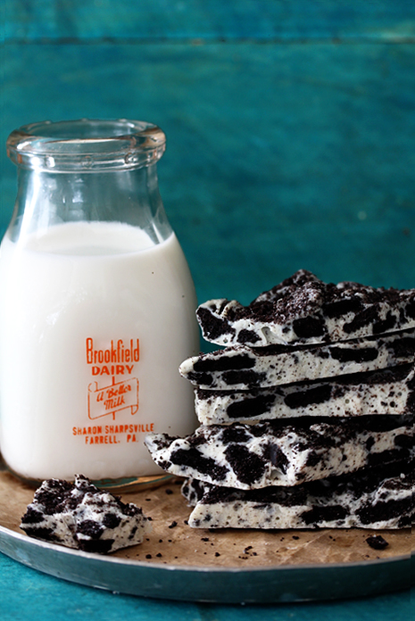 Cookies and Cream Bark  Bakers Royale 11