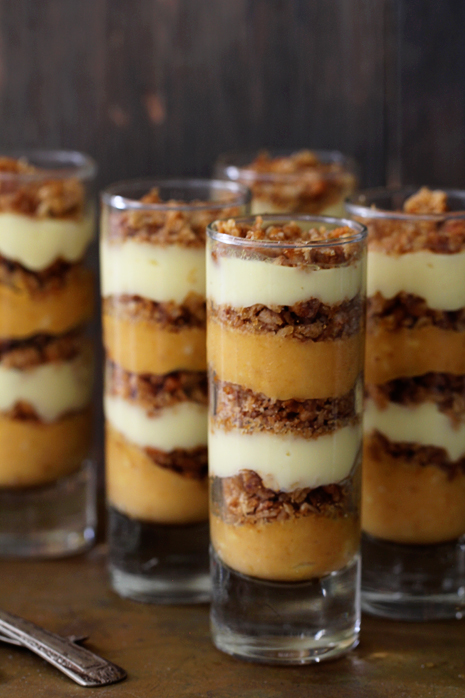 Everybody LUUUUVes a parfait! (Pumpkin Parfaits…and a word about ...