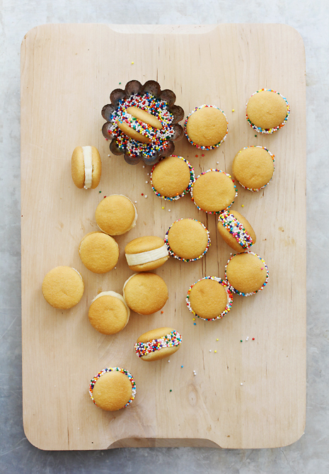 Banilla Sandwich Cookies  Instructional 2 Bakers Royale1