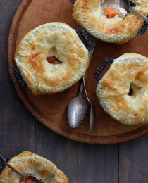 Easy Chicken Pot Pie_Bakers Royale