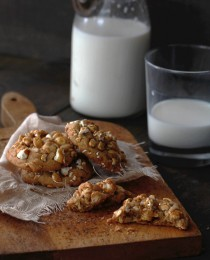 Caramel Popcorn and Cashew Cookies_Bakers Royale 3