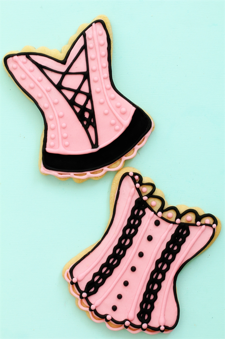 Corset Cookies Bakers Royale 21