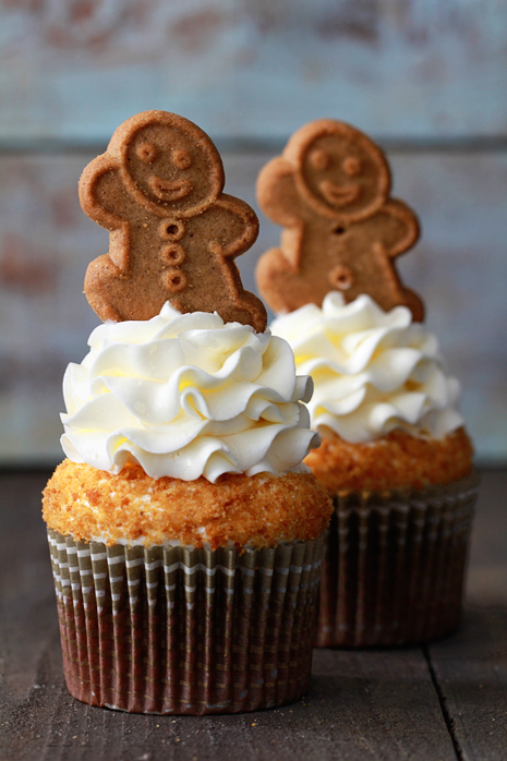 Gingerbread Latte Cupcakes Bakers Royale 21