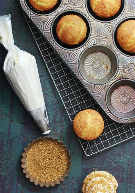 Eggnog Cupcakes Bakers Royale 41
