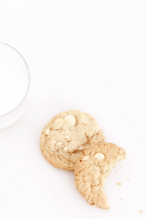White Chocolate Macademia Nut Cookies Bakers Royale 41