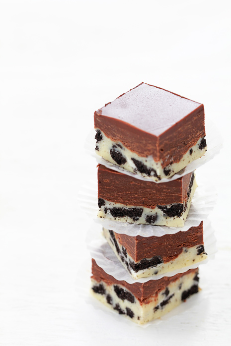 Double Decker Oreo Fudge Bakers Royale 31