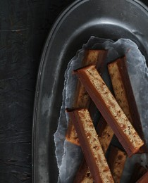 Homemade Twix Bars_Bakers Royale