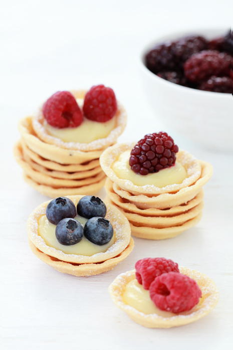 Mini Berry Tarts Bakers Royale 21