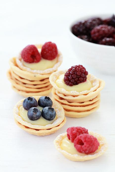 Mini Berry Tarts Bakers Royale 21