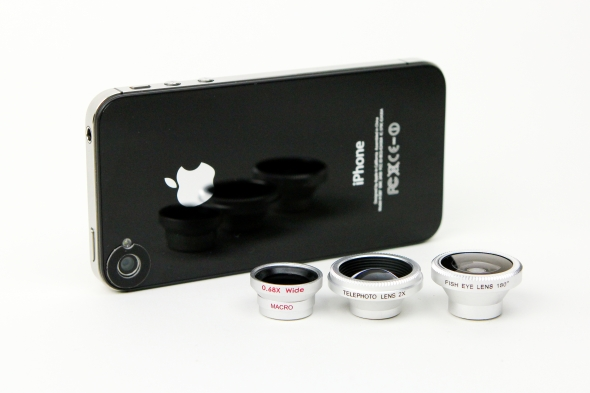 cell phone lenses 311