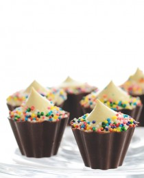 Cupcake Pudding Shooters