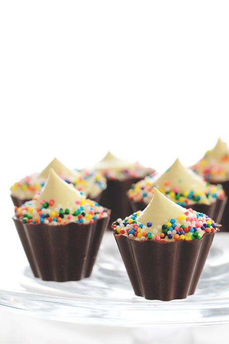Boozy Bites Series: Cupcake Pudding Shooters