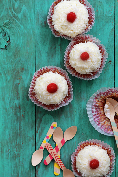 Limoncello & Coconut Cupcakes_Bakers Royale
