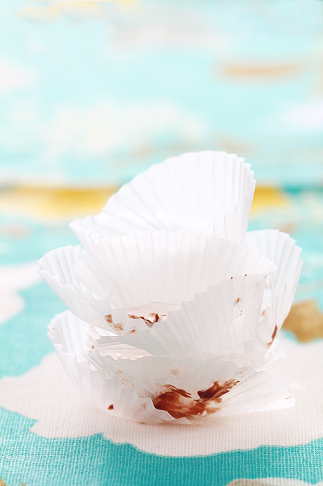 Mini Nutella Tarts