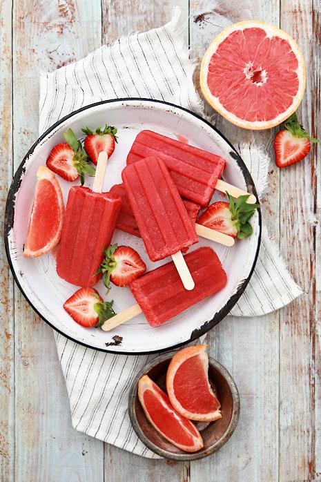 Grapefruit and Strawberry Greyhound Bakers Royale1