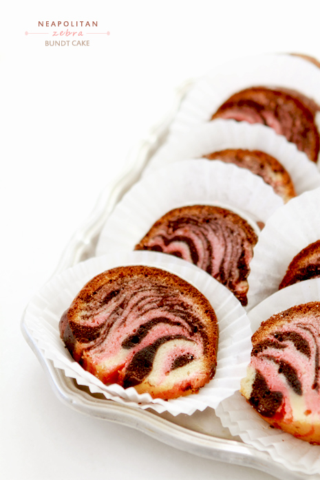 Neapolitan Zebra Cake 2 Bakers Royale2