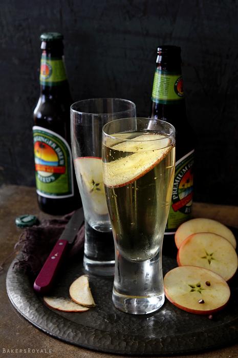 Ginger Apple Beer 2 Bakers Royale1