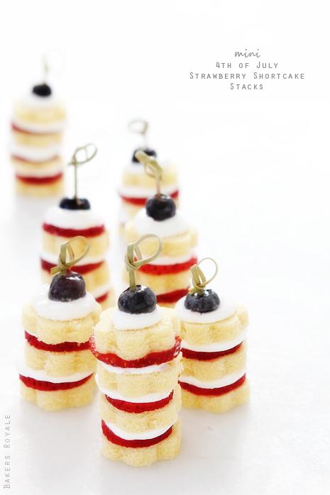 Mini Strawberry Shortcake Bakers Royale jpg1