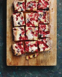 Summer Berry Custard Bars by Bakers Royale 210x260