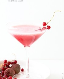 Currant and Lychee Martini Slush by Bakers Royale1 210x260