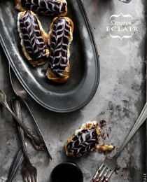 Smores Eclair via Bakers Royale 210x260