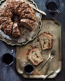 Snickers Coffee Cake via Bakers Royale1 210x260