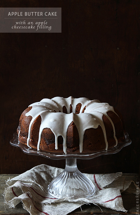 Apple Butter Cake by Bakers Royale11