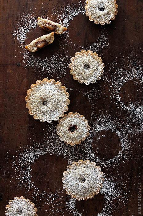 Caramel Financiers via Bakers Royale1