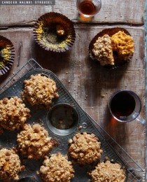 Pumpkin Muffins by Bakers Royale 210x260