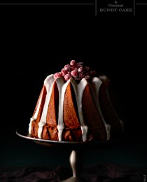 Cranberry Orange and Coconut Cake via Bakers Royale1 210x260