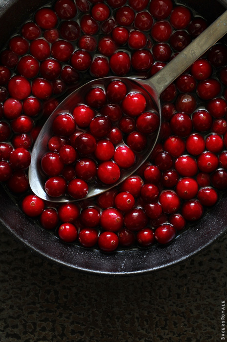 Sugared Cranberries from BakersRoyale11