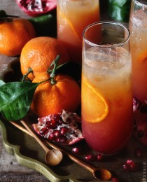 Satsuma and Pomegranate Campari 1 via Bakers Royale 210x260