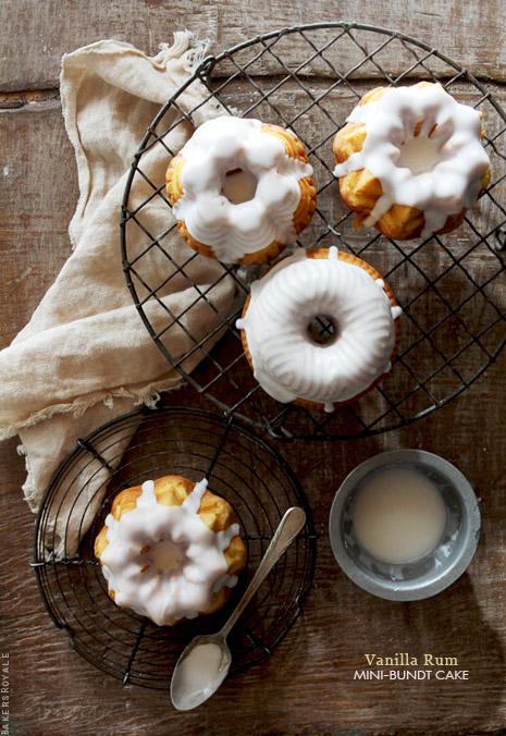 Vanilla Rum Bundt Cake via Bakers Royale copy1