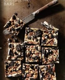 Slutty Cheesecake Bars via Bakers Royale 210x260