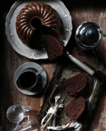 Chocolate-Caramel-Rum-Cake-from-Bakers-Royale